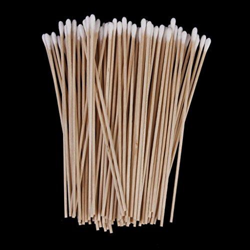 Lot de 100pcs Cotons-tiges 15cm de Long
