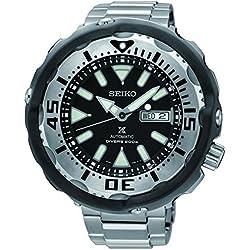 Seiko Prospex srpa79j1Tuna Jumbo Men Automatic Diver Watch 200m
