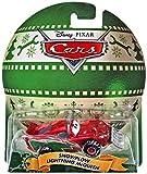 Mattel Disney Cars FBG33 - Disney Cars 3 Holiday Die-Cast Weihnachts-Rennwagen Lightning McQueen