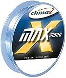 Climax Schnur Max MonoCrystal Clear, 300m/0,12mm