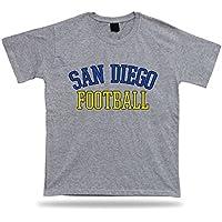 disegno San Diego CALCIO t-shirt tee California stadio abbigliamento stile USA