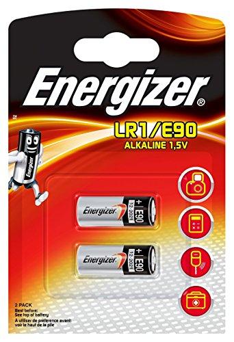 Energizer LR1N KN MN9100E904001AM5910A Alkaline 1,5V Batterien–Doppelpackung