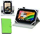 Navitech - Custodia Girevole a 360°, per Tablet Lenovo TAB3 7 Essential da 7', Colore: Verde