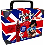 Paddington Suitcase Complete Special Union Jack Edition DVD Collection