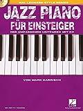 Jazz Piano Fur Einsteiger Piano +CD