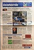 Telecharger Livres FIGARO ECONOMIE LE No 19125 du 28 01 2006 FOOTBALL POUR 29 MILLIONS D EUROS ORANGE CONSERVE L EXCLUSIVITE DES DROITS SUR LES MOBILES L INDIEN MITTAL STEEL SE LANCE A L ASSAUT D ARCELOR LES NOUVEAUX PARIS DE L ELECTRONIQUE GRAND PUBLIC BERTELSMANN SOUS LA PRESSION D ALBERT FRERE BOURSORAMA DEVIENT UNE VRAIE BANQUE LE CAC AU PLUS HAUT DEPUIS 2001 LA GUERRE DES PRIX FRAGILISE CASINO LE DROIT AU COMPTE FACILITE COUP DE FREIN SUR LA CROISSANCE AMERICAINE VOTRE ARGENT ACTIO (PDF,EPUB,MOBI) gratuits en Francaise