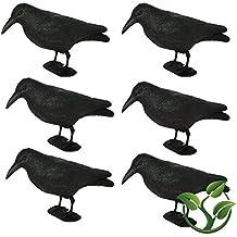 Set di 6spaventapasseri corvo » lummy «