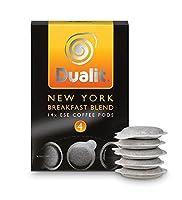 Dualit ESE Coffee Pods : New York Breakfast Blend pk140