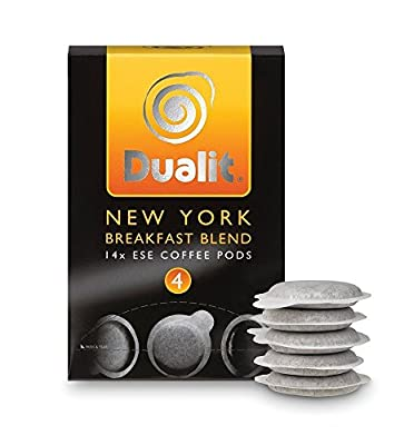 Dualit ESE Coffee Pods : New York Breakfast Blend pk140