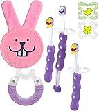 MAM Oral Care Set / Zahnpflege Set, für Mädchen