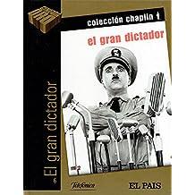 EL GRAN DICTADOR DVD LIBRO THE GREAT DICTATOR