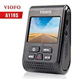 VIOFO A119S Full HD 1080P Auto Dashcam Super Nachtsicht Dashcam mit GPS Logger (Bild: Amazon.de)