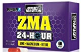 Applied Nutrition ZMA 24H Zink Magnesium Vitamin B6 Vitamine Bodybuilding 60 Caps