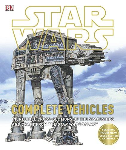 Star Wars Complete Vehicles por DK
