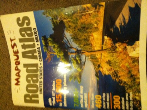 mapquest-road-atlas-2006-hardcover-by-mapquestcom