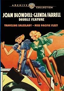 Traveling Saleslady/Miss Pacific Fleet: Joan Blondell & Glenda Farrell Double Feature [DVD] [1935] [Region 1] [US Import] [NTSC]