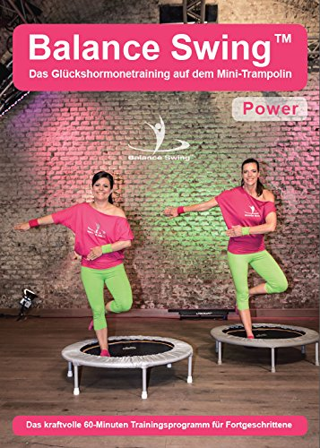 Balance Swing Power - das Training auf dem Minitrampolin: Fitness DVD