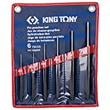 KT Pro Tools 1006PR 6-Piece Pin Punch