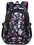 FREEMASTER Kinderrucksäcke Schulrucksäcke Schultasche Daypacks Backpack für Kinder Mädchen Jungen Jugendliche Schulrucksäcke mit Gurt M/S 45*30*16