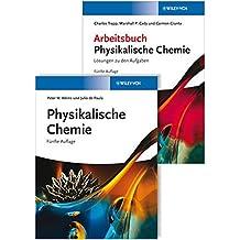 Atkins: Physikalische Chemie: Set aus Lehrbuch und Arbeitsbuch