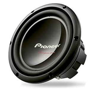 pioneer ts w309s4 caisson de basses champion 1400 w 12 gps auto. Black Bedroom Furniture Sets. Home Design Ideas