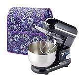 QEES Cubiertas para mezclador de cocina, cubierta protectora para mezclador de cocina, de 4,5 a 6 cuartos de galón