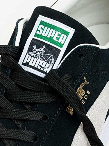Puma Suede Super Puma Black Black