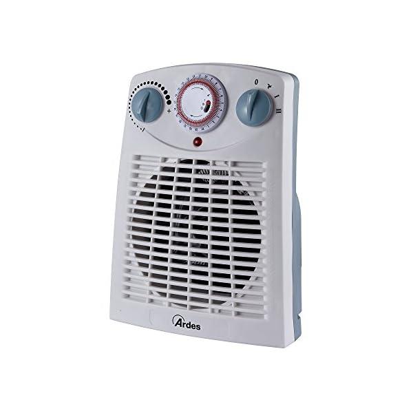 Ardes-AR449TI-Termoventilatore-TEPO-TIME-con-Timer-24-h-2-Potenze-con-Termostato-E-Led-OnOff