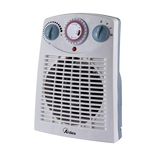 Ardes ar449ti termoventilatore tepo time con timer 24 h 2 potenze con termostato e led on/off