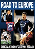 Ipswich Town FC - Road To Europe [2001] [DVD] [Reino Unido]