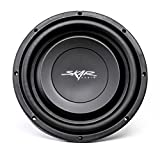Skar Audio ev-10S225,4cm Single 2Ohm 400W flach Halterung Auto Subwoofer