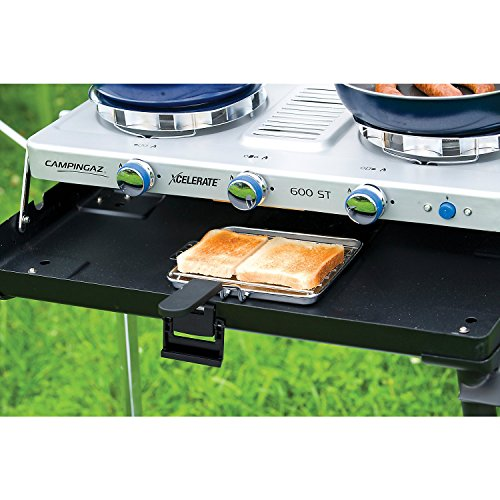 51LxgppIhWL. SS500  - Campingaz, Toaster and Stand Camp Stove, Camping gas Cooker With Toaster