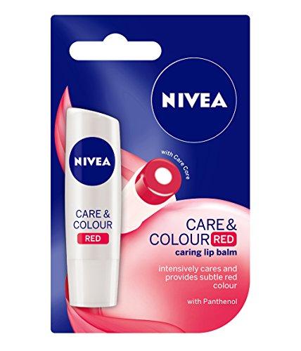 Nivea Care and Color, Red