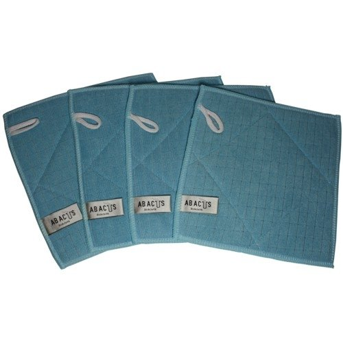 mft-dish-cloth-set-of-4-blue-microfibre-dishcloths-20-x-20-cm