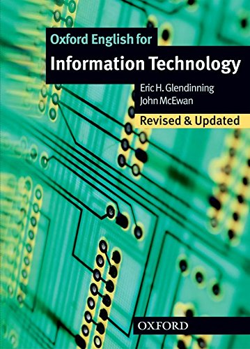Oxford English for Information Technology: Information Technology. Student's Book (English for Careers)