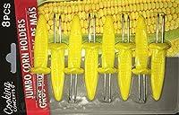Jumbo Corn Holders Reusable Corn Holders BBQ Corn Holders Corn On the COB