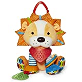 Skip Hop Bandana Buddies Activity Toy - Lion, Multi Color