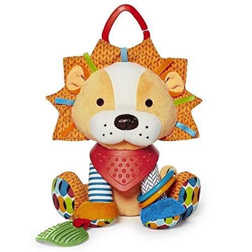 Skip Hop Bandana Buddies Aktivitätsspielzeug, Plüschtier für Babys und Kinder, mehrfarbig, - Baby-affe-autositz Und Kinderwagen