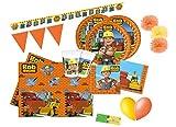 Creative Converting kit n 46 Coordinato compleanno Bob aggiustatutto - the builder