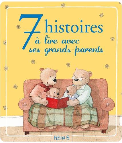 7 histoires à lire avec ses grands-parents