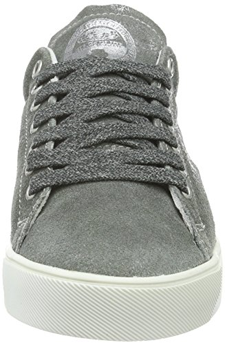 Calzature Napapijri Damen Minna Sneakers Silber (grigio Argento Metallizzato N870)