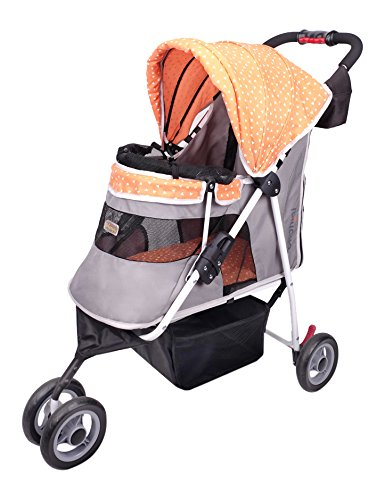 Ibiyaya i-cute Haustier-Buggy, orange