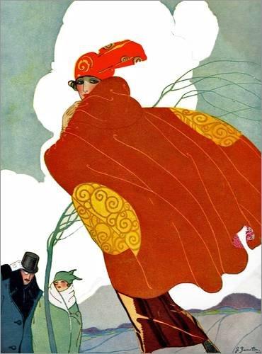 Posterlounge Alu Dibond 100 x 130 cm: EIN Tag im März