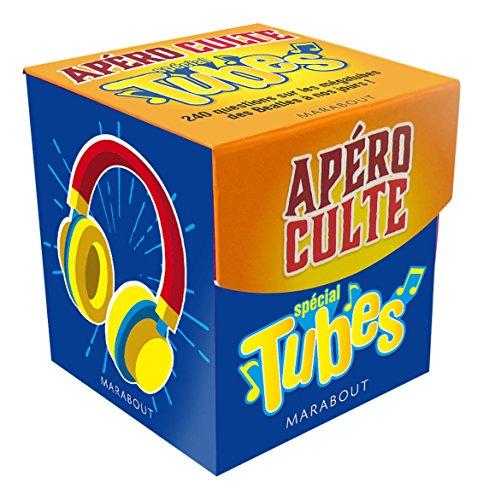 Mini-boite Apéro culte spécial tubes par Collectif