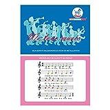 New Classic Toys - 2042856 - Accessoire Pour Instrument De Musique - Livres Pour Métallophone - 12 Pièces - Langue Néerlandaise