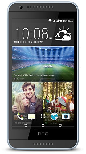 (CERTIFIED REFURBISHED) HTC Desire 820 (Dual SIM, Milkyway Grey)