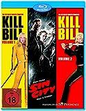 Kill Bill 1 + Kill Bill 2 + Sin City Collection [3-Blu-ray]
