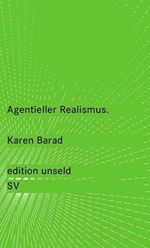 Agentieller Realismus (edition unseld)