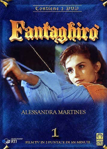 Fantaghiro' (2 Dvd) / Cave of the Golden Rose (Volume 1) - 2-DVD Set ( Fantaghirò )