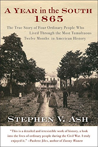 South Carolina Confederate Flag (A Year in the South: 1865: The True Story of Four Ordinary People Who Lived Through the Most Tumultuous Twelve Months in American History)